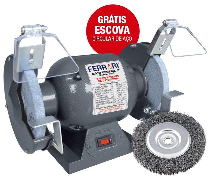 Moto Esmeril 6