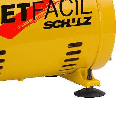 Motocompressor de Ar Direto Jet Fácil 1/3HP 110V/220V - SCHULZ