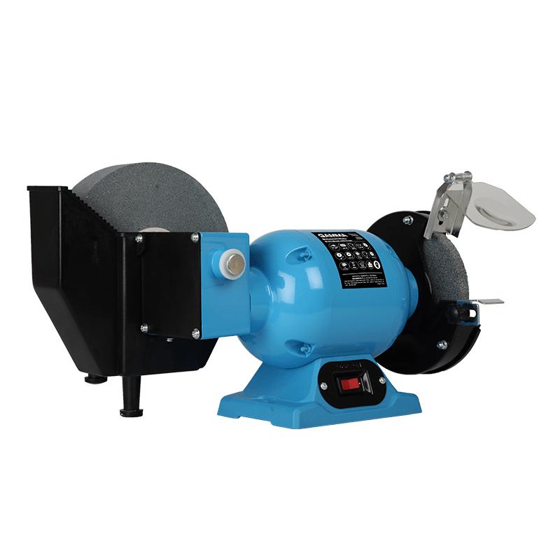 Motoesmeril/Afiador de Bancada com Cubeta de Água 350W Bivolt Gamma