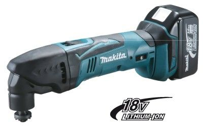 Multicortadora A Bateria 18v 220v BTM50RFEX2 -  MAKITA