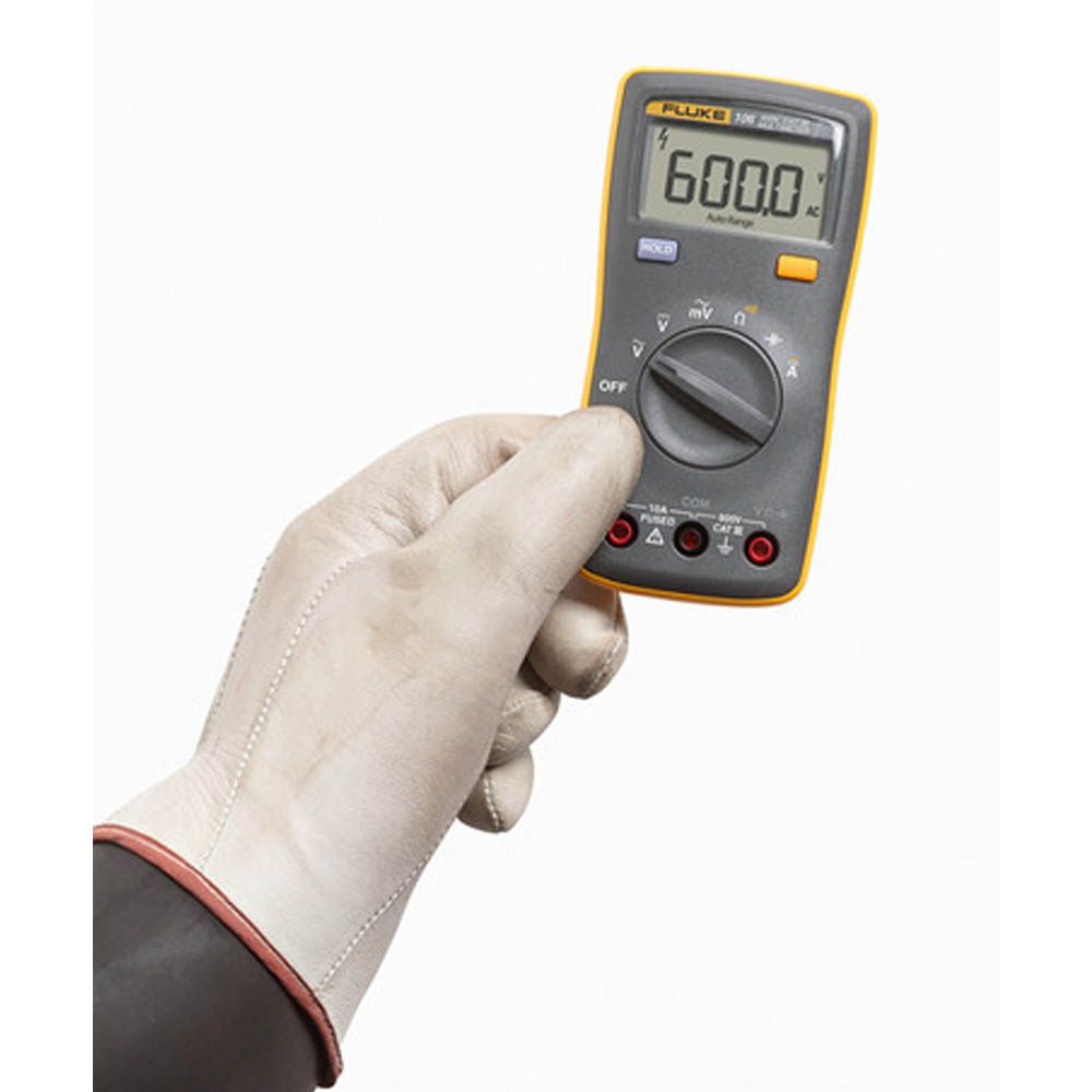 Multímetro Digital 600V CAT3 106 - FLUKE