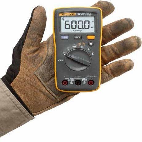 Multímetro Digital 600V CAT3 107 - FLUKE