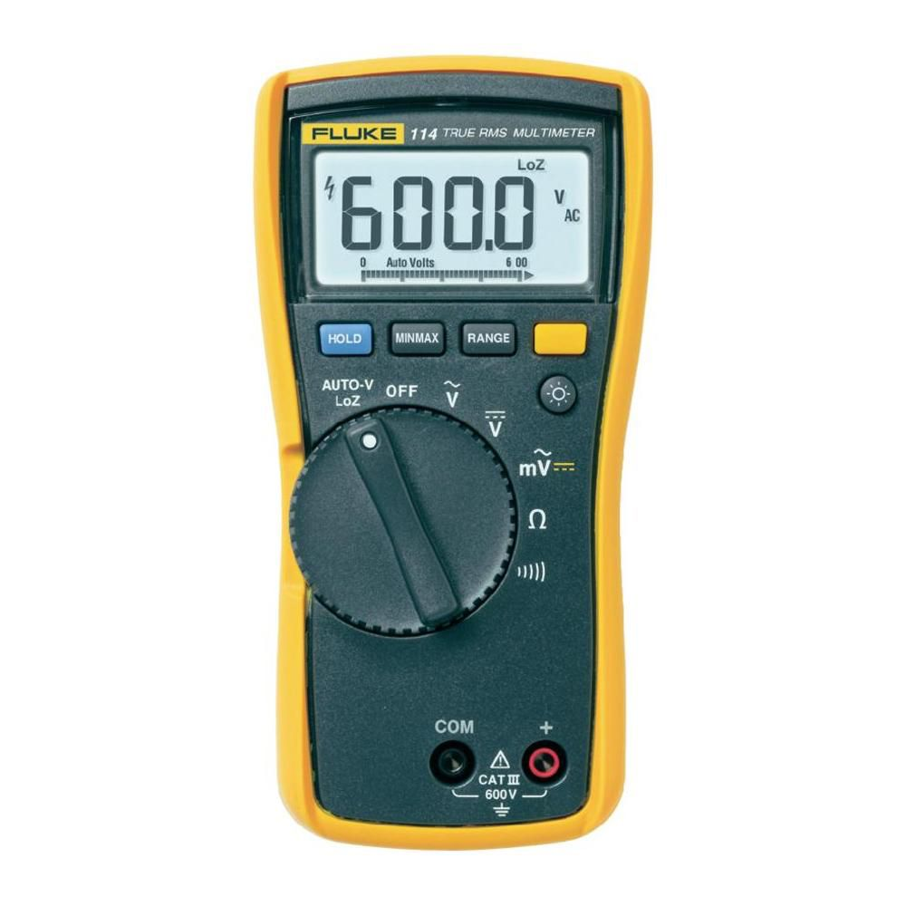 Multímetro Digital True-rms 114 - FLUKE