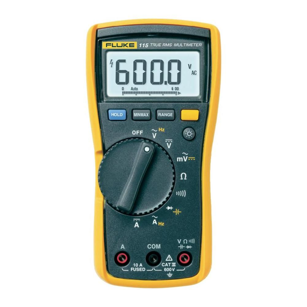 Multimetro Digital True-RMS 115 - FLUKE