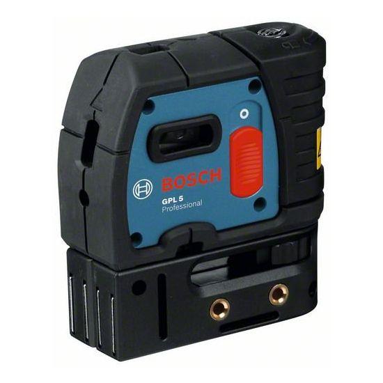 Nível A Laser Auto Nivelador 5 Pontos GPL 5 - BOSCH