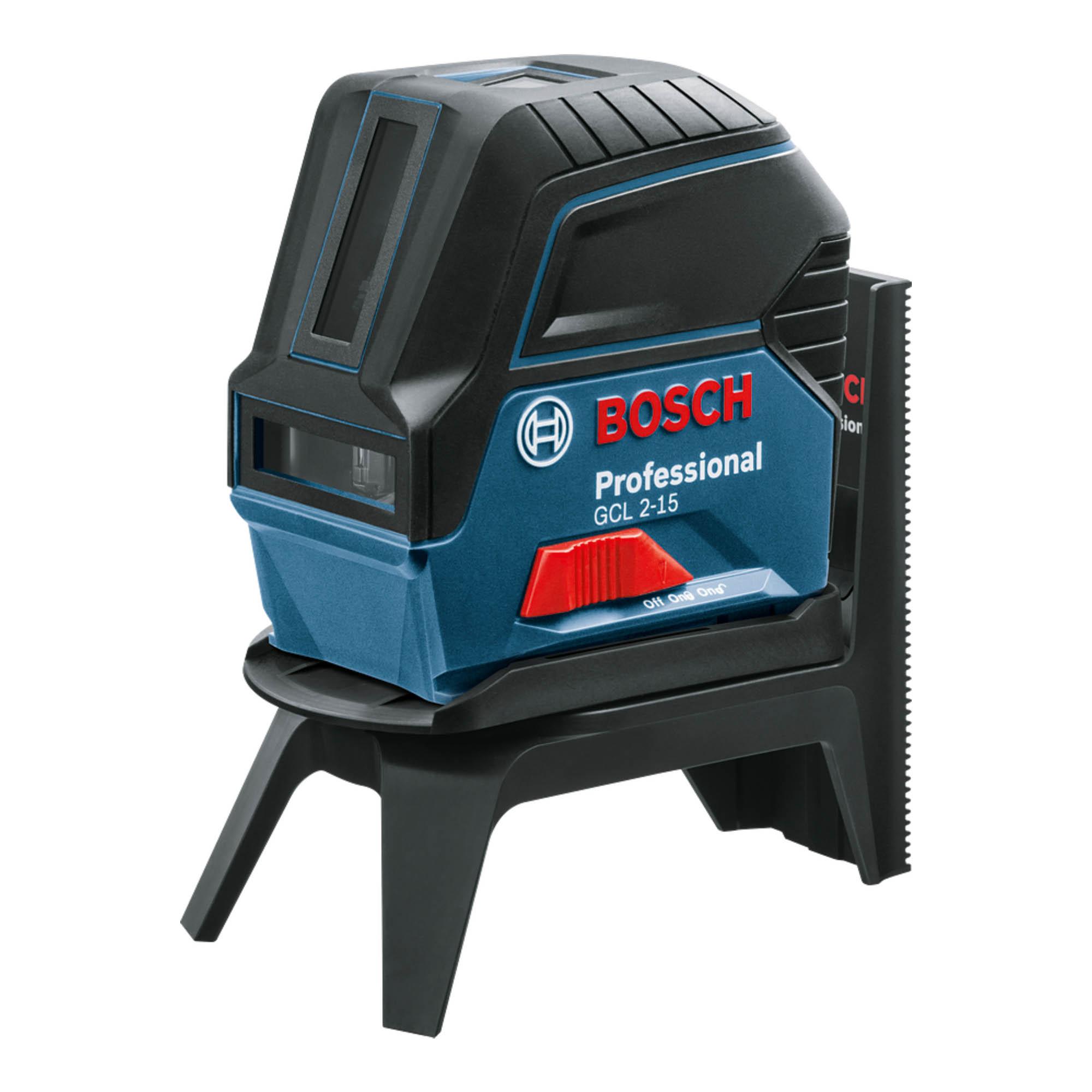 Nível a Laser de Linha Laser Vermelho 1066E GCL2-15 - Bosch