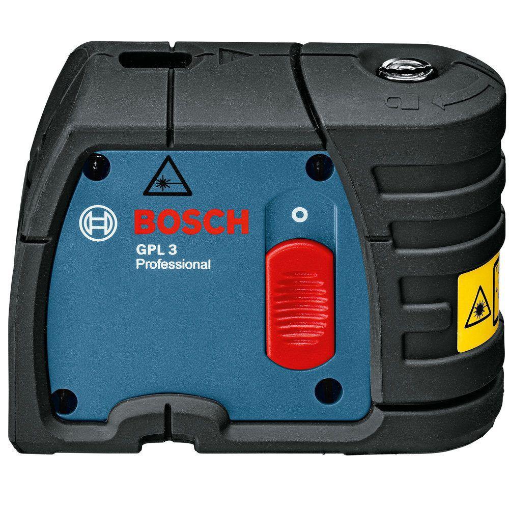 Nivel à Laser de Pontos GPL 3 Profissional - BOSCH