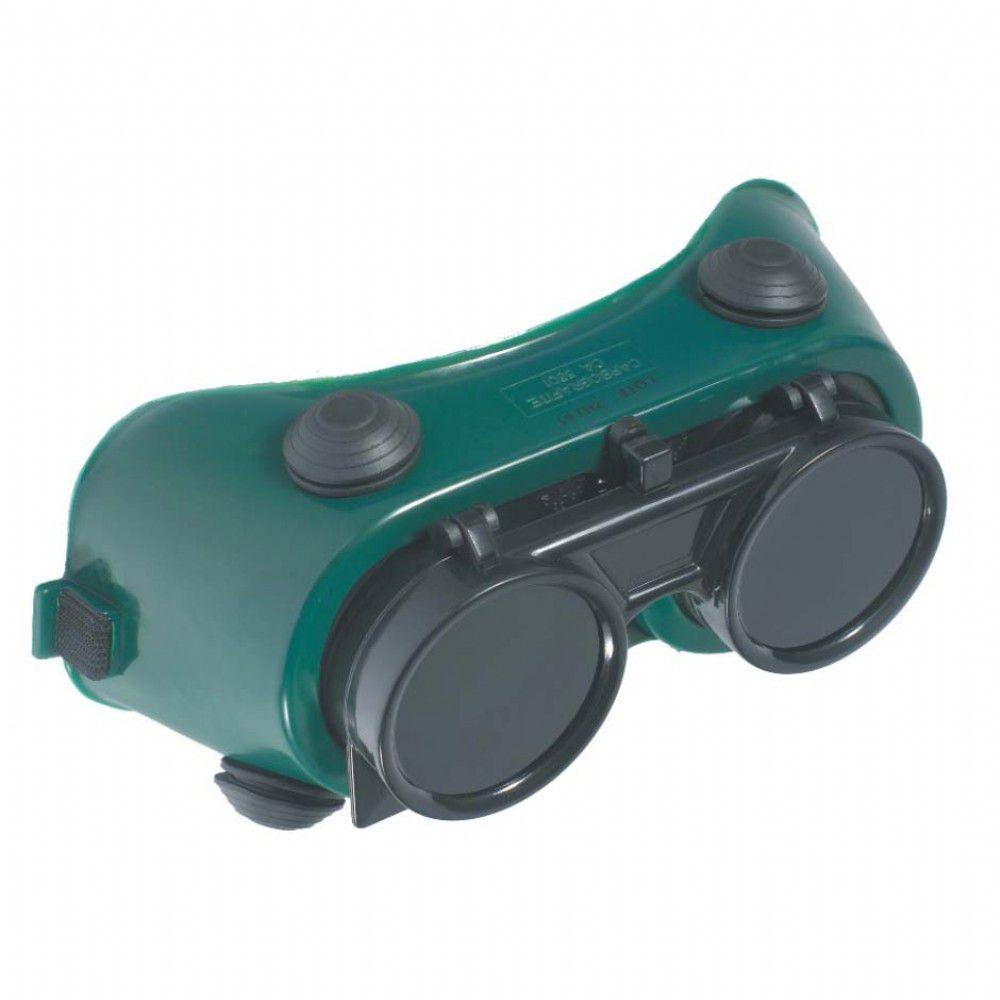 Óculos de Poteção P/ Solda CG 250 Visor Artic. - CARBOGRAFITE