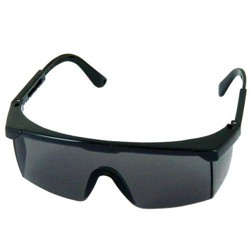 Óculos de Segurança Ampla Visão Fume RJ - PLASTCOR