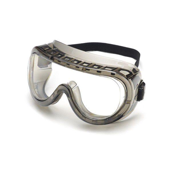 Óculos De Segurança Ampla Visão Incolor Wide - HSD