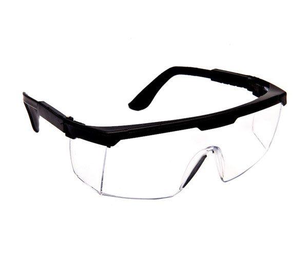 Óculos De Segurança Ampla Visão Splash Lente Incolor - HSD