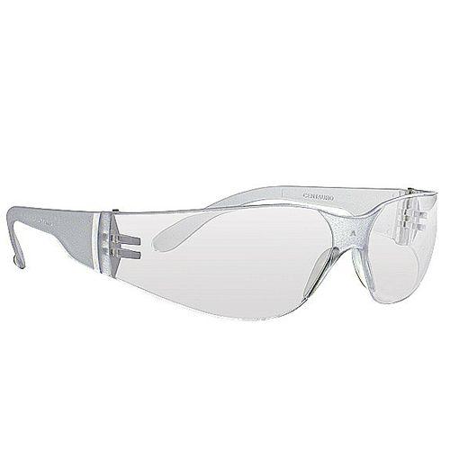 Óculos De Segurança Incolor CENTAURO - PLASTCOR