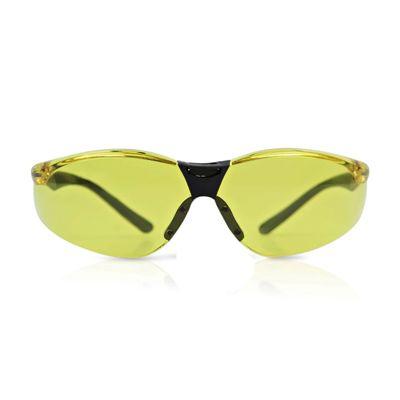Óculos De Segurança Mod. Cayman Ambar - CARBOGRAFITE