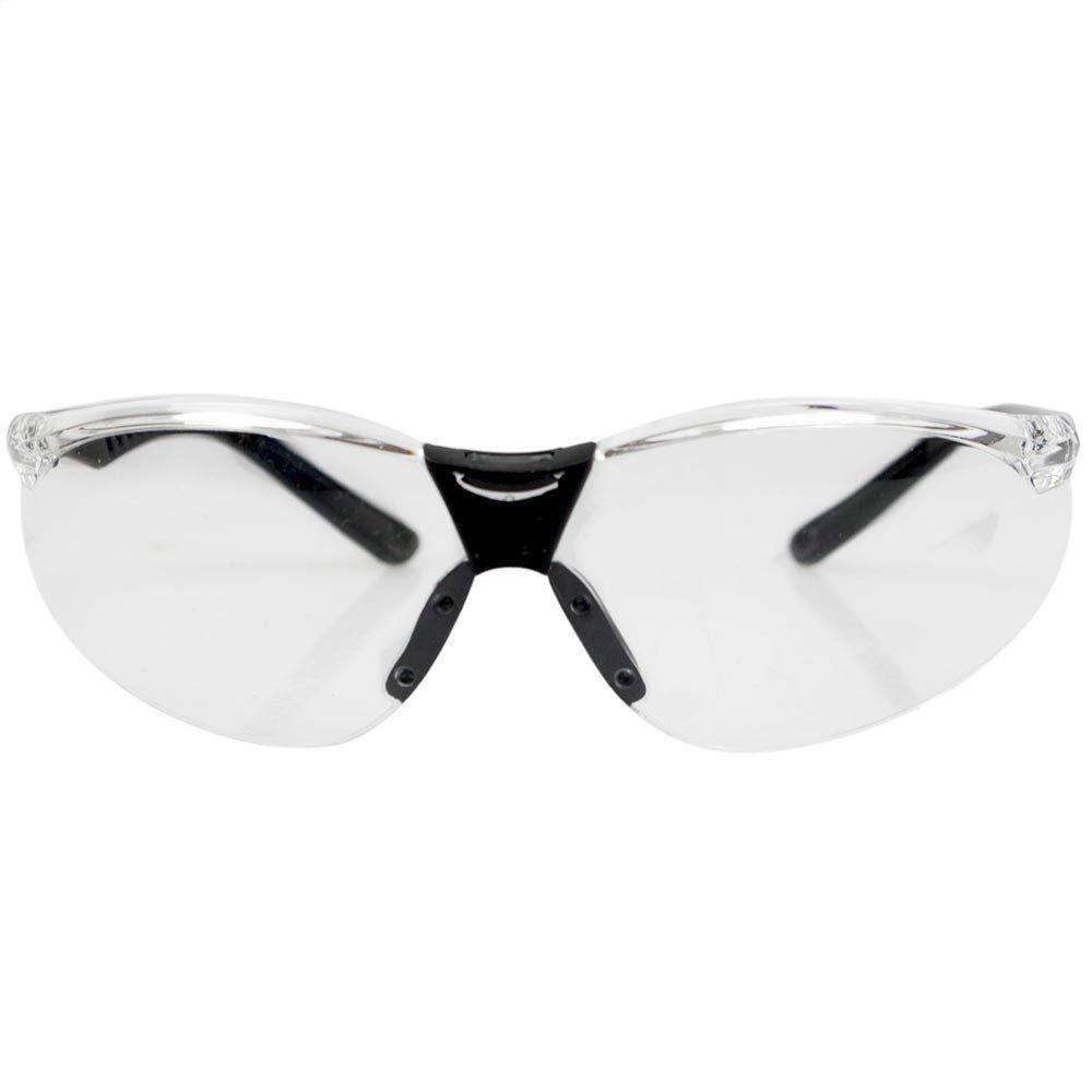 Óculos De Segurança Mod. Cayman Incolor - Carbografite
