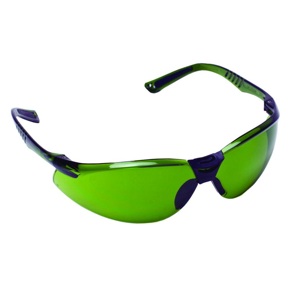Óculos De Segurança Mod. Cayman Verde - CARBOGRAFITE