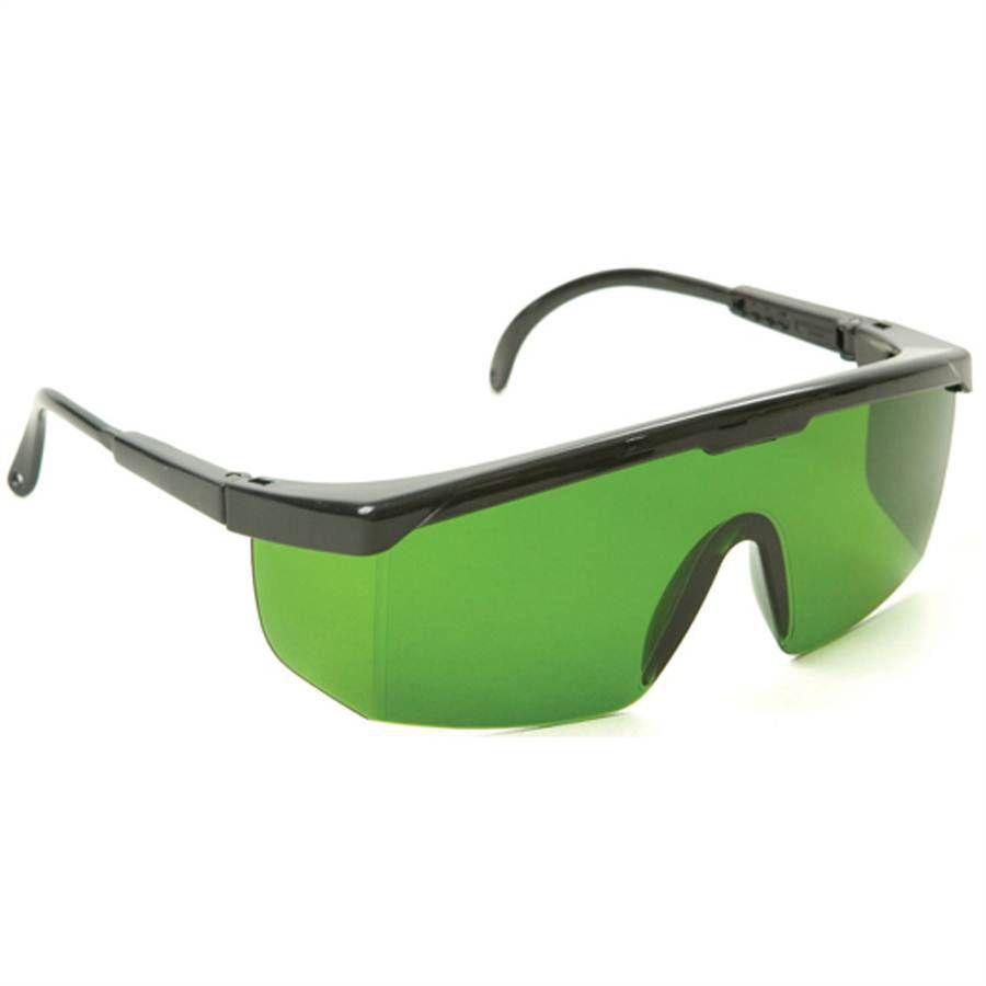 Óculos De Segurança Spectra 2000 Verde - CARBOGRAFITE
