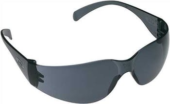 Óculos De Segurança Virtua Cinza Anti Risco - 3M