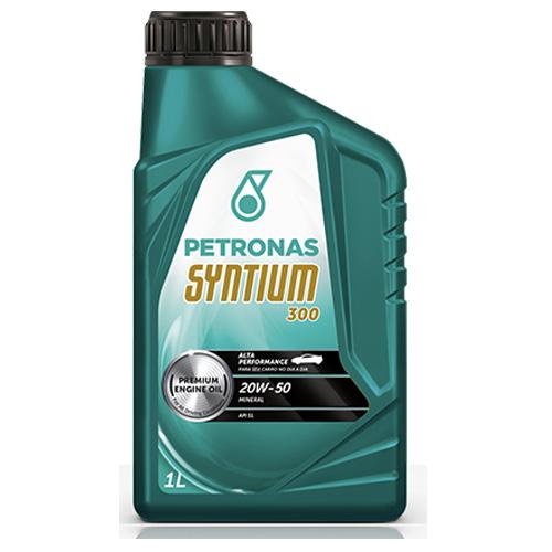 Óleo Lubrificante 1 Lt 20W 50 Sytium 300 Petronas