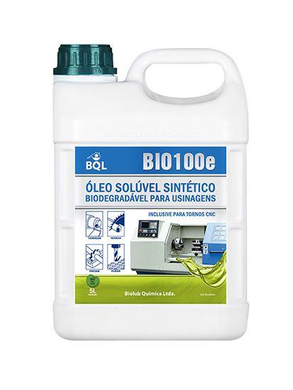 Óleo Solúvel Sintético BIO100E 5L - BiolubÓleo Solúvel Sintético Biodegradável BIO100E 5L - Biolub