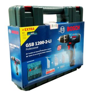 Parafusadeira A Bateria 12V GSB1200-2-LI 220V - Bosch