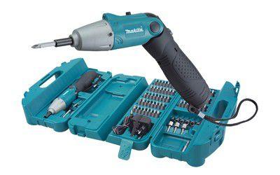 Parafusadeira A Bateria 4,8V BIV. C/MAL C/ 80 ACES 6723DW - MAKITA