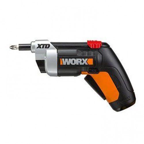 Parafusadeira a Bateria Íons de Lítio 4V Bivolt WX252 - Worx