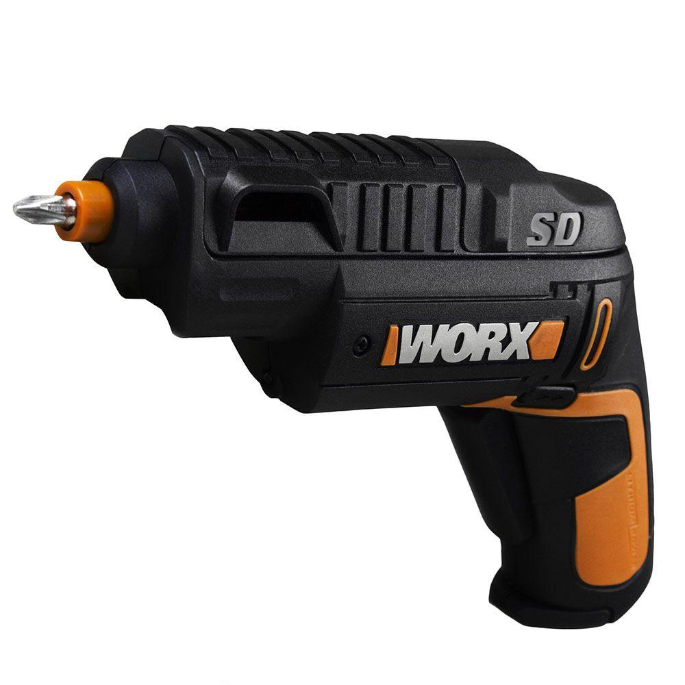 Parafusadeira SemiAutomática SD 220V WX254.2 - Worx