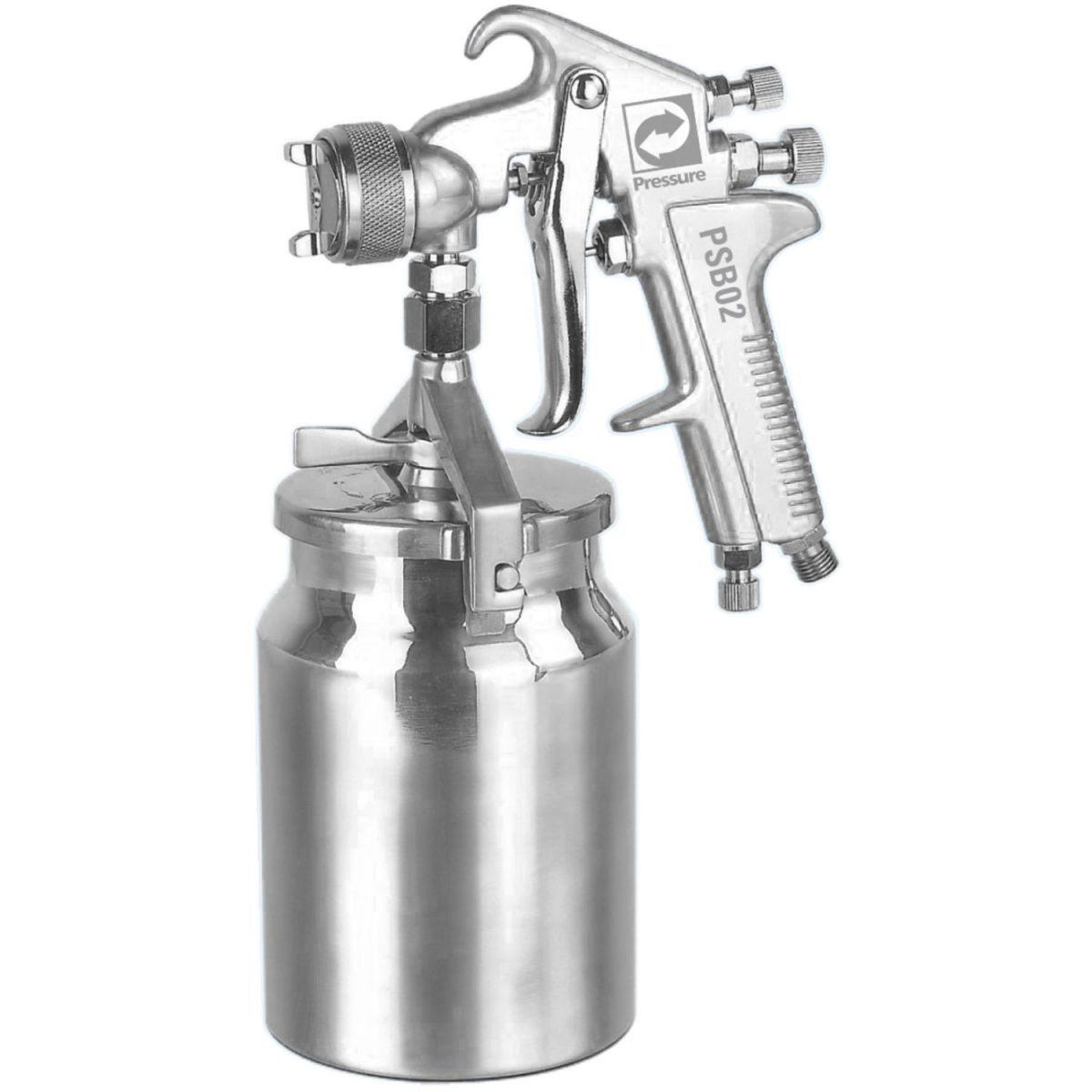Pistola de Pintura Baixa Produção PSB02 - PRESSURE