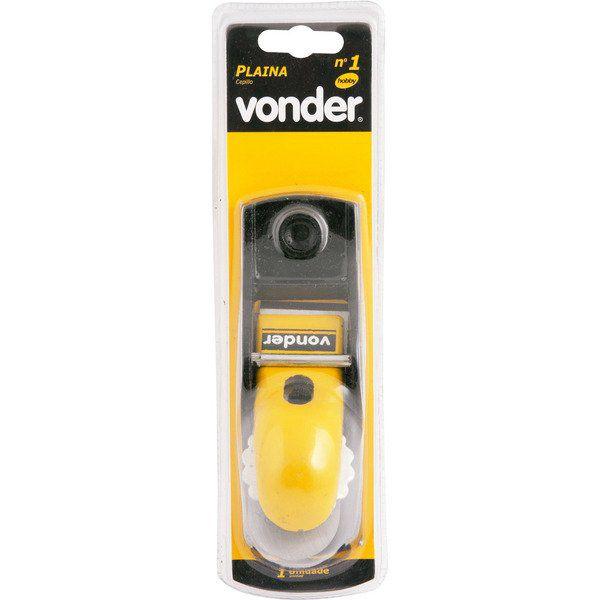 Plaina Manual 30mm N° 1 - Hobby - Vonder