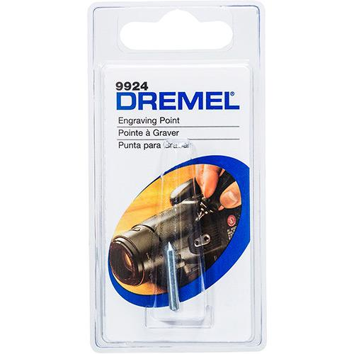 Ponta de Carbureto para Gravador 9924 - DREMEL