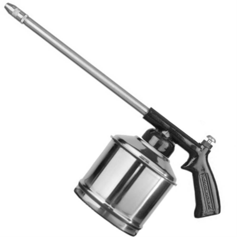 Pulverizador Com Caneca de Alumínio Bico Longo MOD.9 - MAJAM