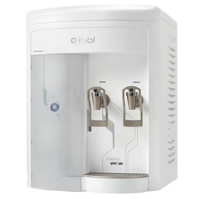 Purificador e Refrigerador FR600 Speciale Branco 220V - IBBL