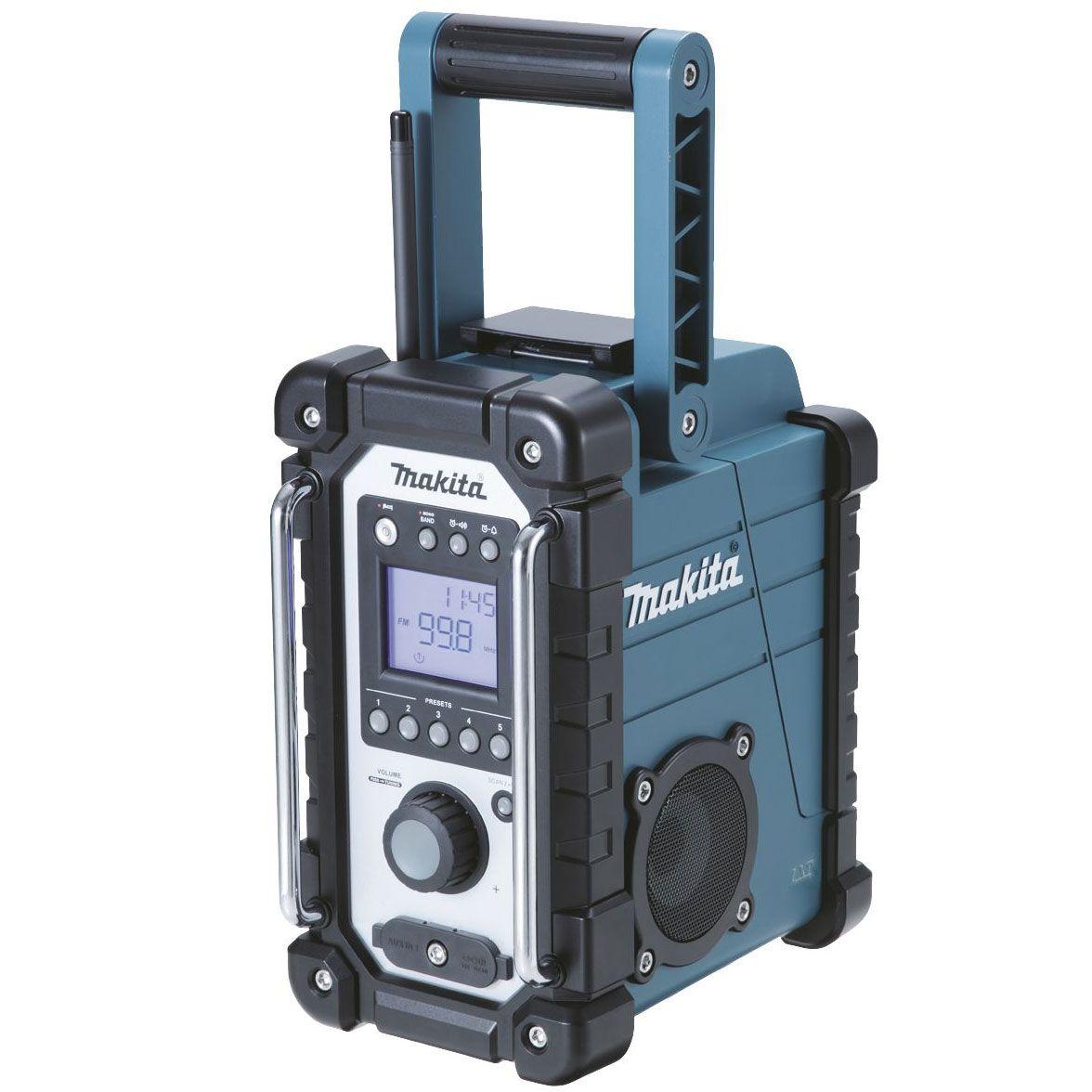 Rádio á Bateria AM/FM 127V S/ Bateria BMR102 - Makita