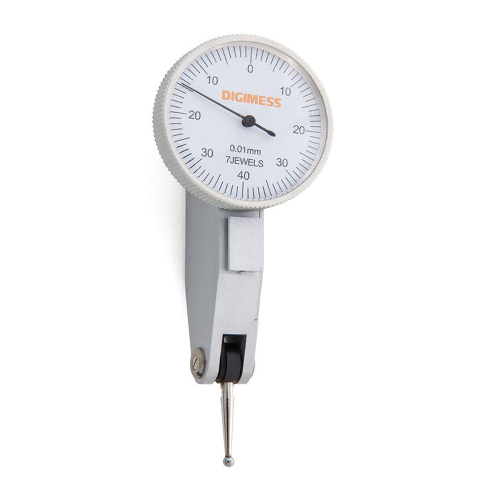 Relógio Apalpador de Alta Precisão 0,8mm 121.340 - DIGIMESS