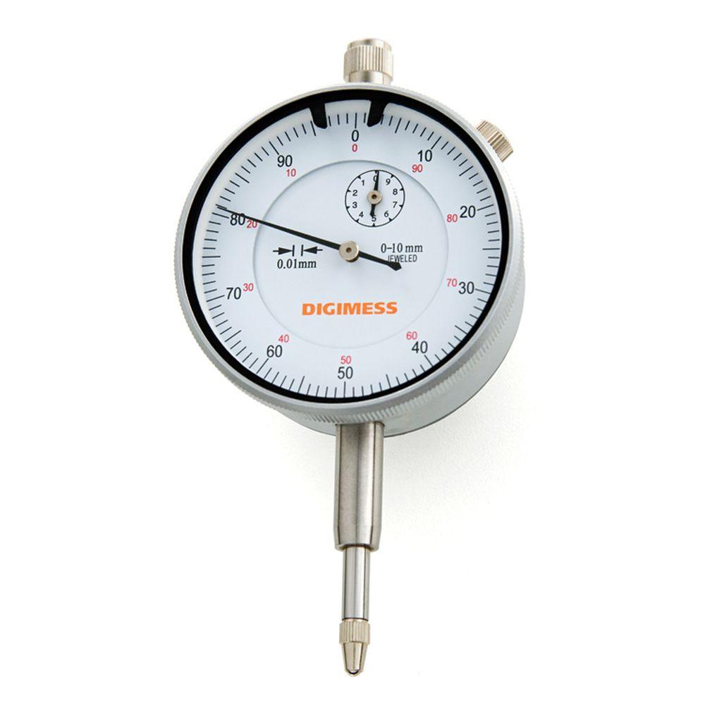 Relógio Comparador 0 - 10 mm 121.304 - DIGIMESS