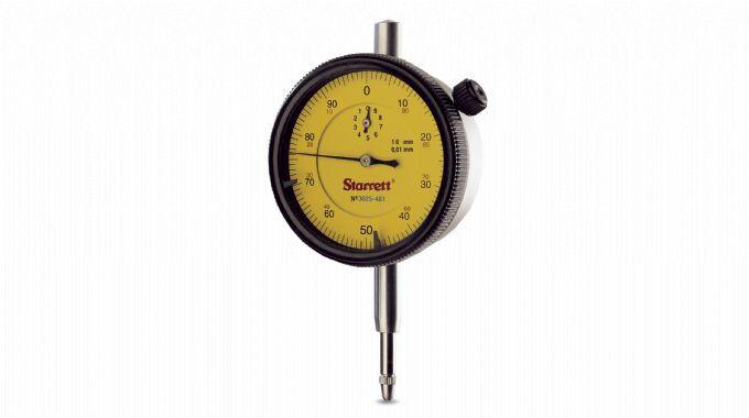 Relógio Comparador 10mm 3025-481 - STARRETT