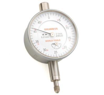Relógio Comparador C/Mostrador De 58mm 121.300 - DIGIMESS