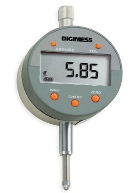 Relógio Comparador Digital 0-50mm 121.337 - DIGIMESS