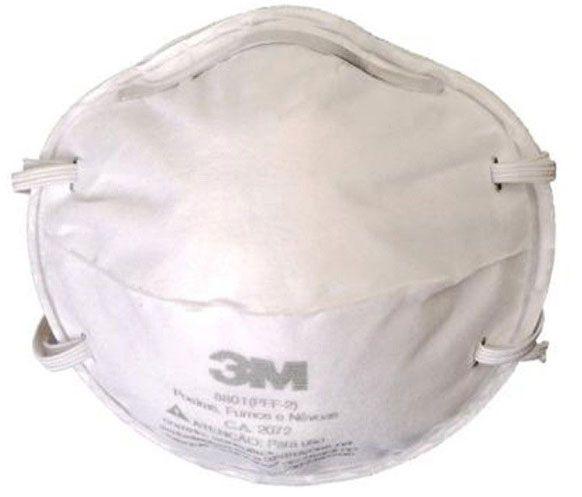 Respirador Descartável Tipo Concha 8801 - 3M