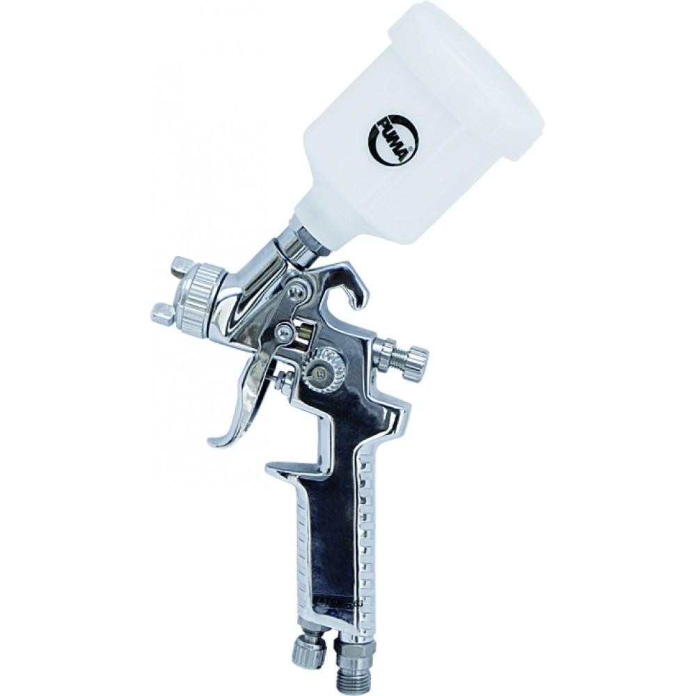 Revolver P/ Pintura Baixa Prod 1,0mm Copo Sup AS-1001 - Puma