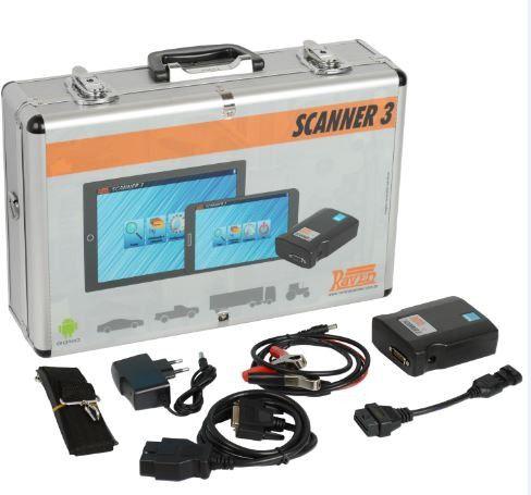 Scanner III P/Automoveis S/Tablet 7