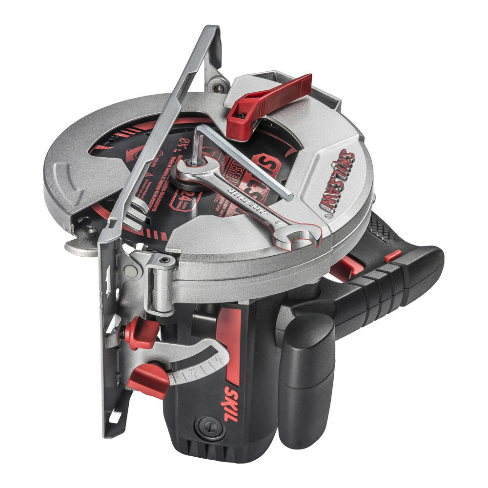 Serra Circular 1400W 220v 5402 - SKIL