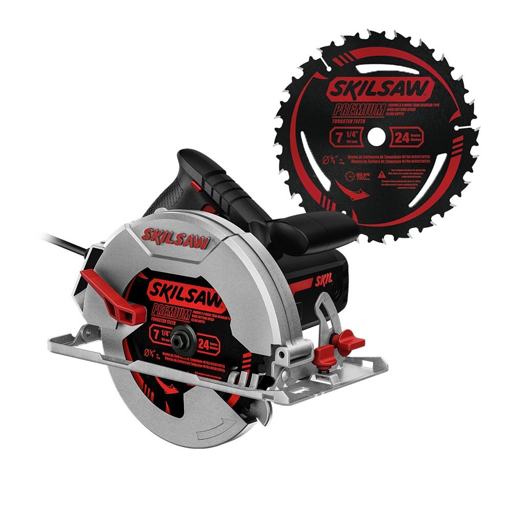 Serra Circular 1.400W 5402 127V - Skil