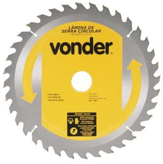SERRA CIRCULAR DE WIDIA 450MM X 48D (F 30MM) VONDER