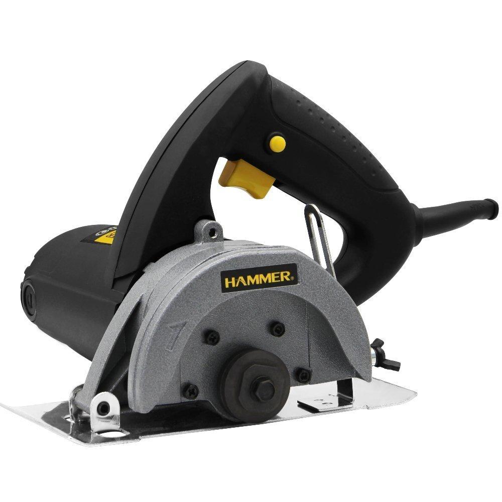Serra Mármore 1100W 110V S/Kit Refrig. GYSM1100 - Hammer