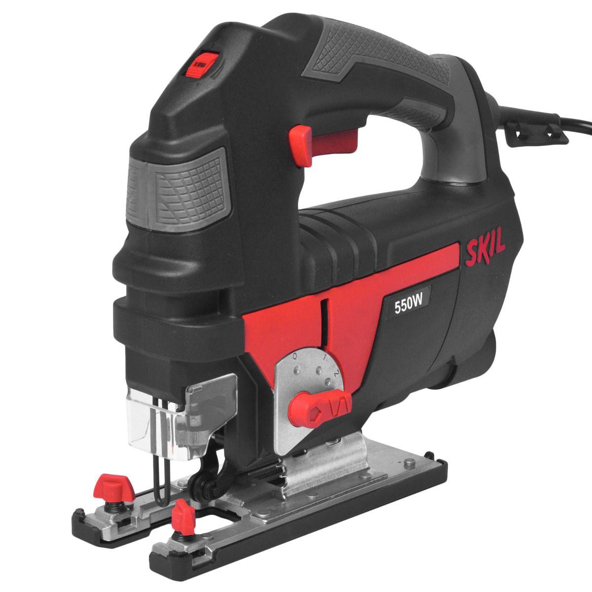 Serra Tico - Tico 550W 4550 220V c/ Maleta - SKIL