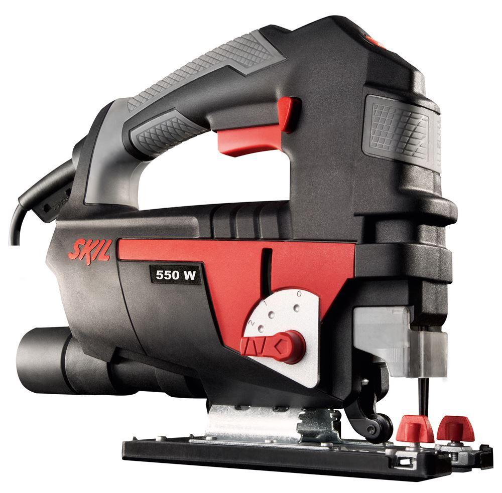 Serra Tico - Tico 550W 4550 110V c/ Maleta - SKIL