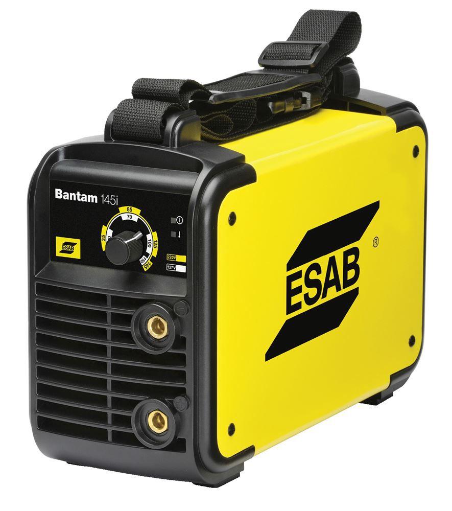 Máquina de Solda Inversora Bivolt 145i Bantam - Esab