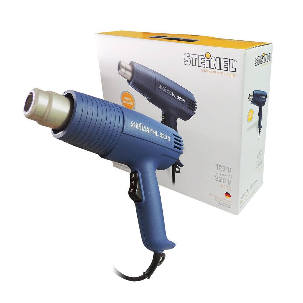 Soprador Térmico 1200W HL520 Bivolt - STEINEL