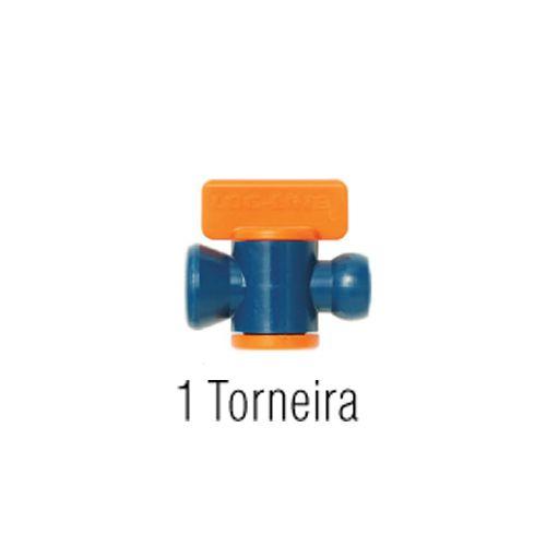 Super Jogo Torneira C/Encaixe Rápido 6-A - Fixoflex